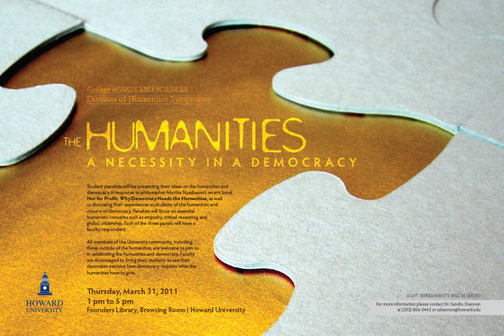 humanities conference march 2011 poster landscape